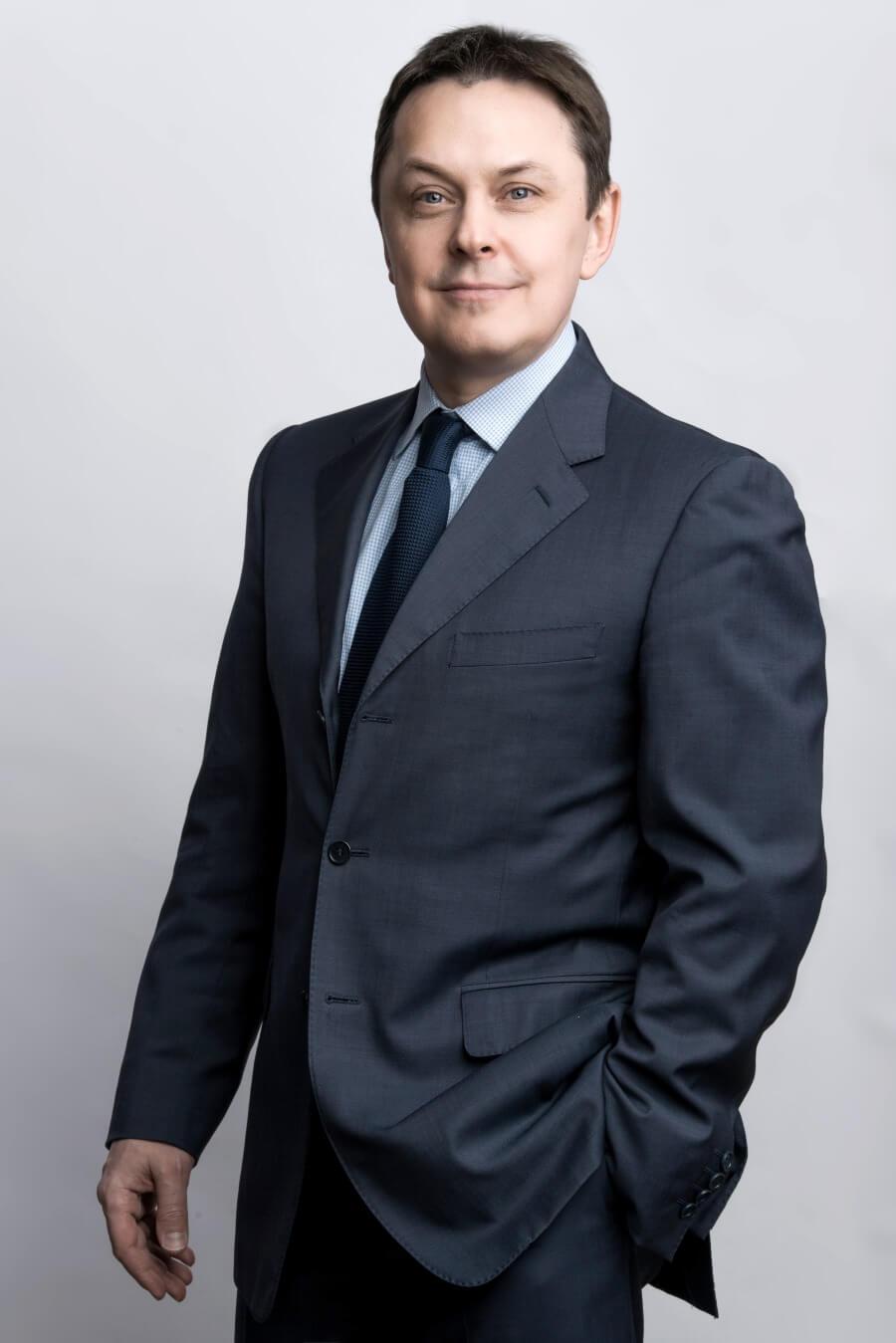 Андрей Каменский Член Правления, вице-президент по финансам