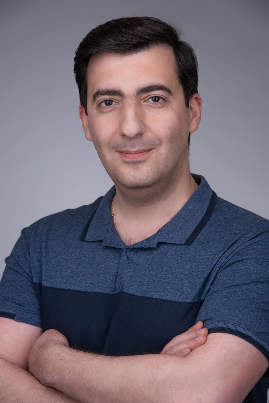 Армен Аветисян Вице-президент по интернету вещей и промышленной автоматизации