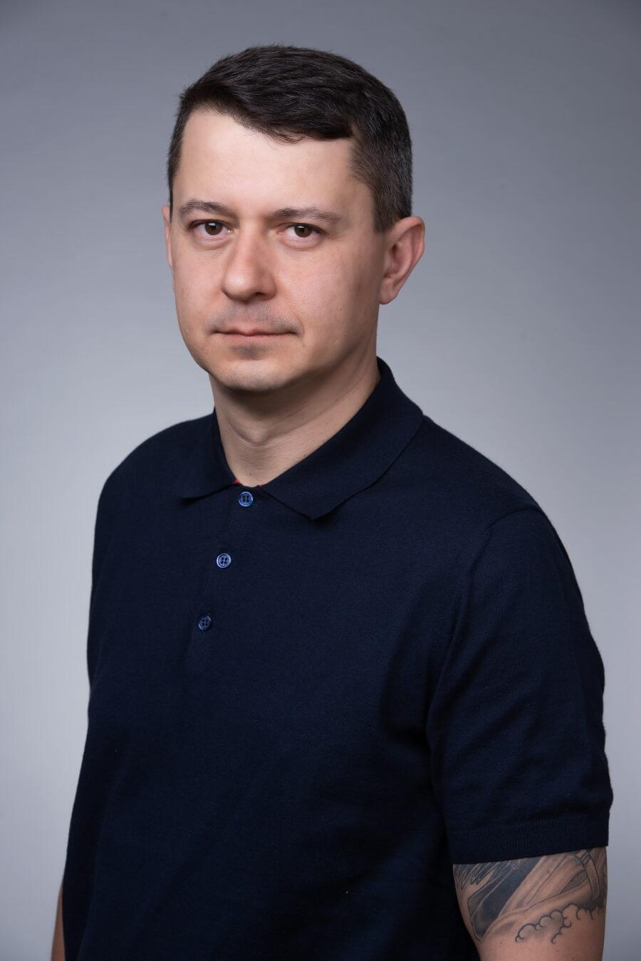 Михаил Чернышов Вице-президент по региональному развитию