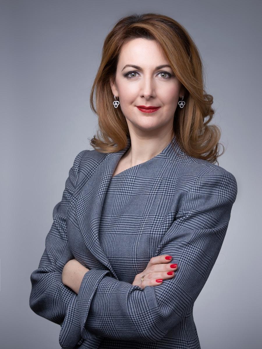 Инесса Галактионова Член Правления, первый вице-президент по телекоммуникационному бизнесу