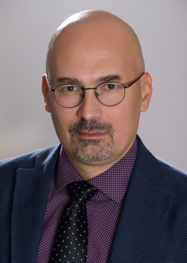 Александр Горбунов Член Правления, вице-президент по стратегии и развитию