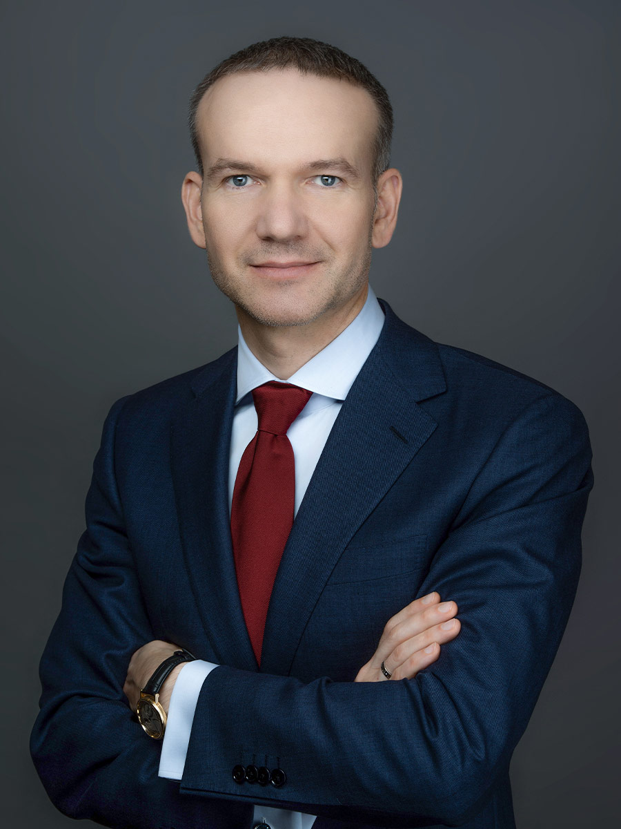 Дмитрий Халин Член Правления, вице-президент по облачным и цифровым решениям