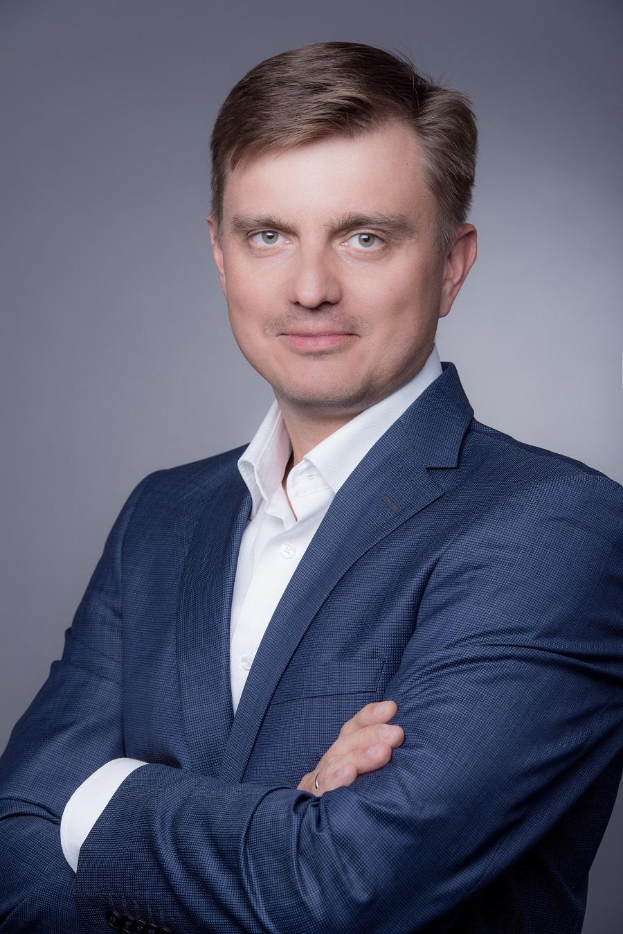 Дмитрий Хомченко Член Правления, вице-президент по информационным технологиям