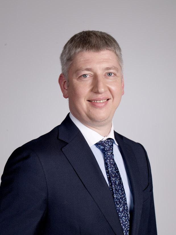 Вячеслав Николаев Первый вице-президент по клиентскому опыту, маркетингу и экосистемному развитию-член Правления