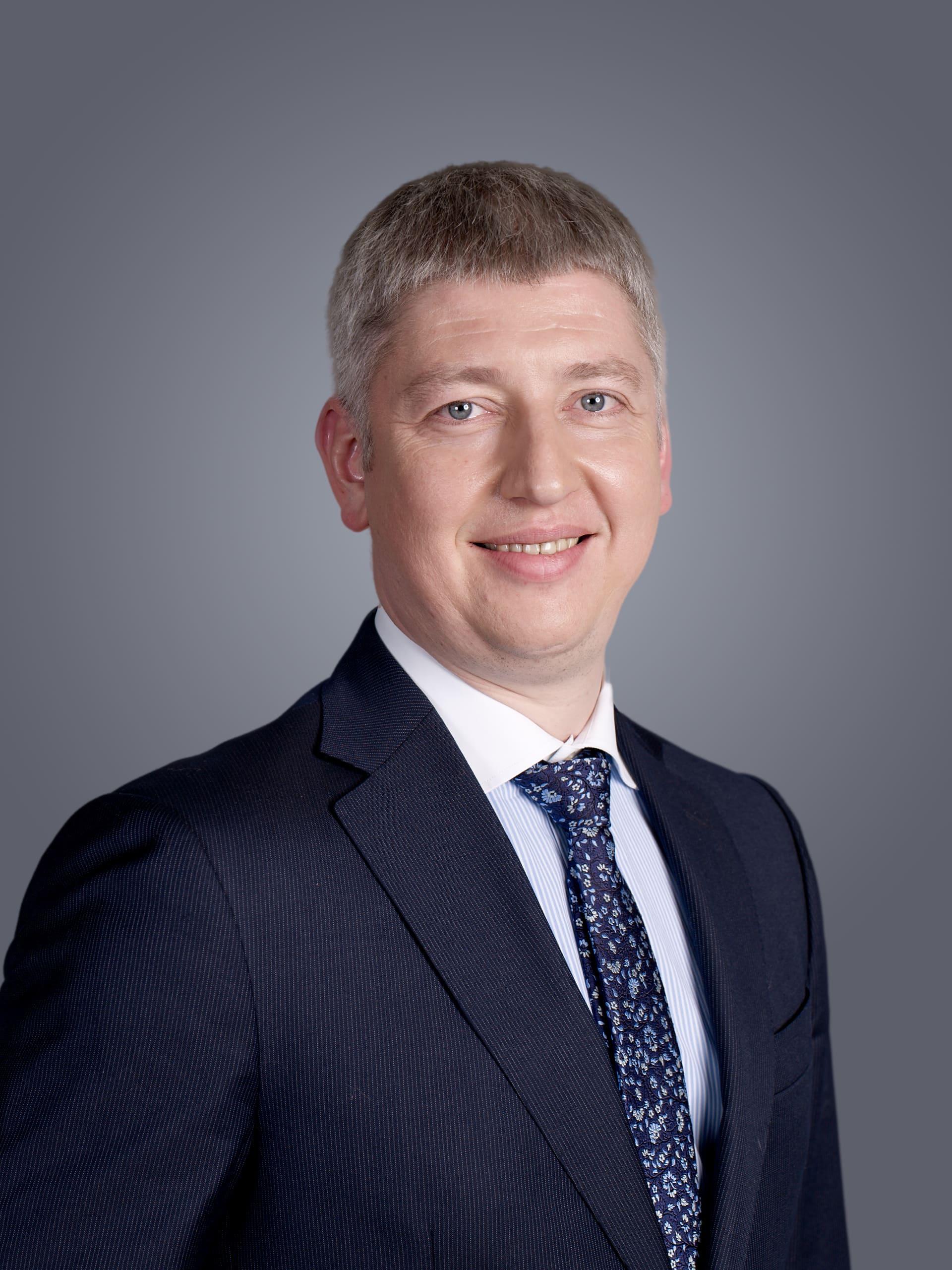 Вячеслав Николаев Исполнительный директор